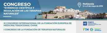 Congreso internacional sobre terapias naturales
