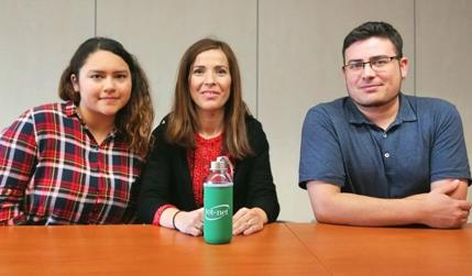 Tot-Net apuesta por la sostenibilidad con el desarrollo de botellas reutilizables