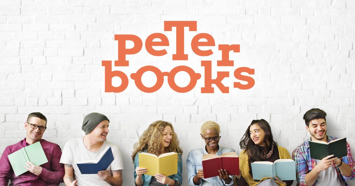 Fotografia Peter Books, el marketplace del lector joven