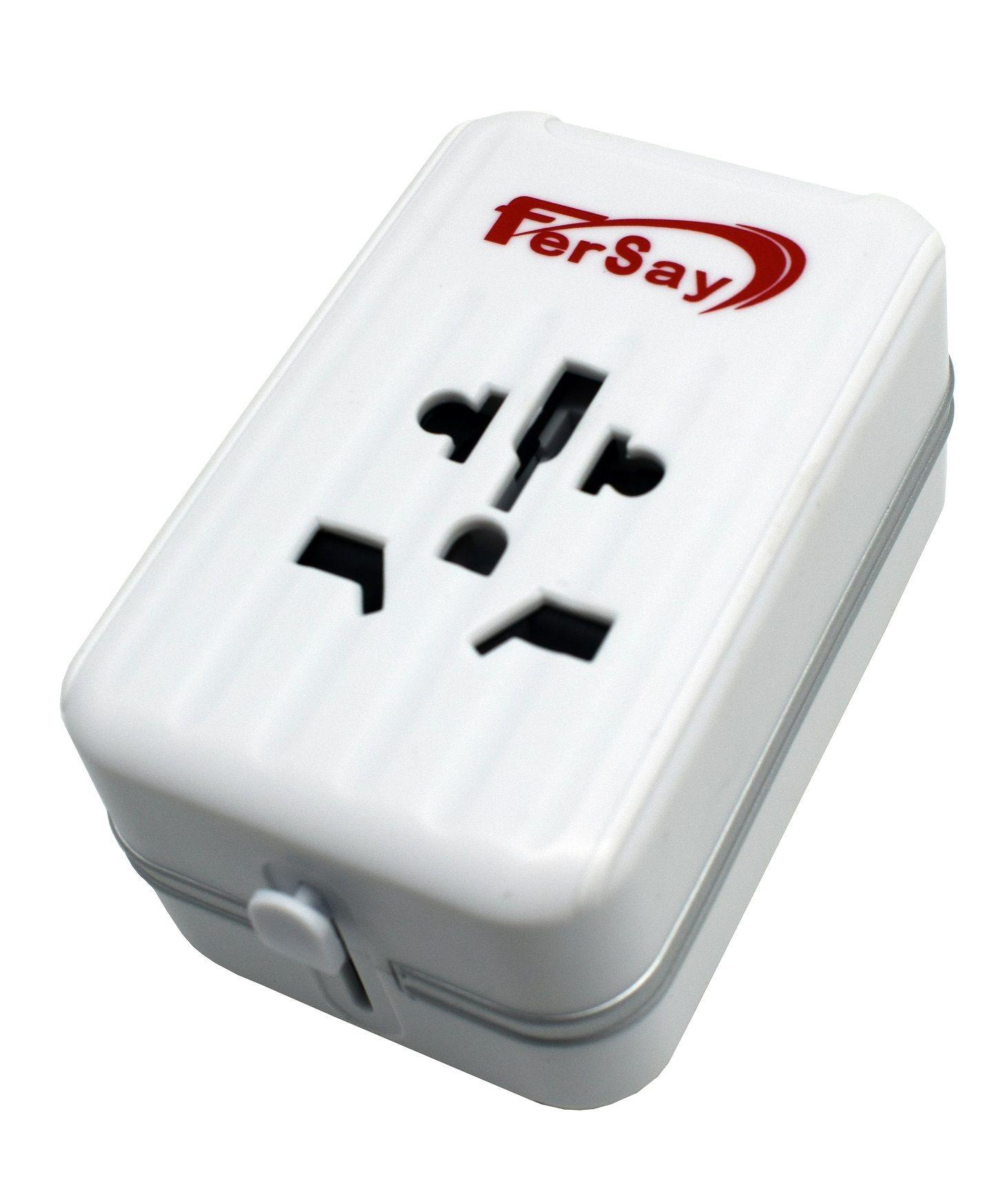Fersay presenta su nuevo adaptador universal de viaje