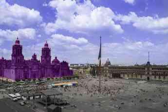 Foto de Catedrales de color