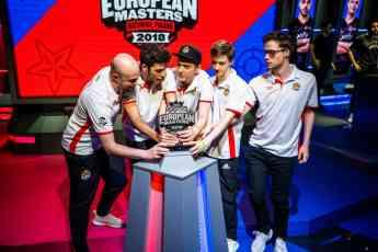 Mad Lions, último campeón de European Masters 2018