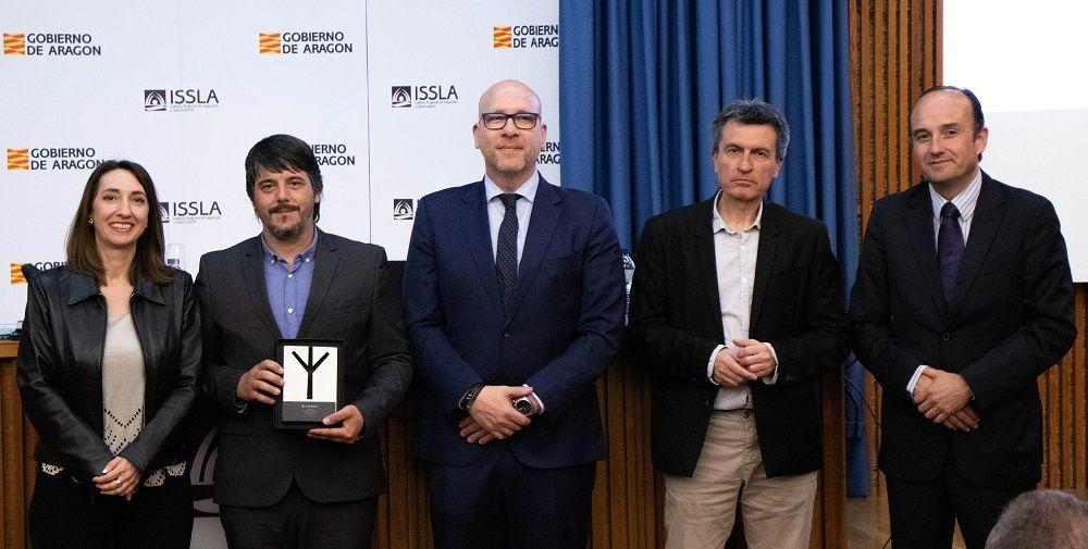 ITESAL recibe el Bonus Asepeyo 2017 por su baja siniestralidad