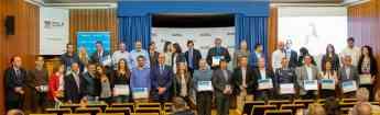 Foto de ITESAL recibe el Bonus Asepeyo 2017 por su baja
