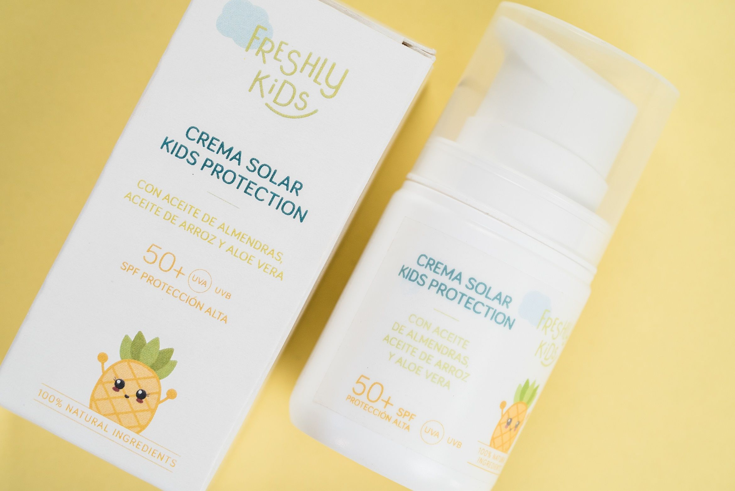 Foto de Crema Solar Kids Protection