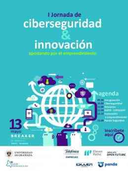 I Jornada de ciberseguridad & innovación