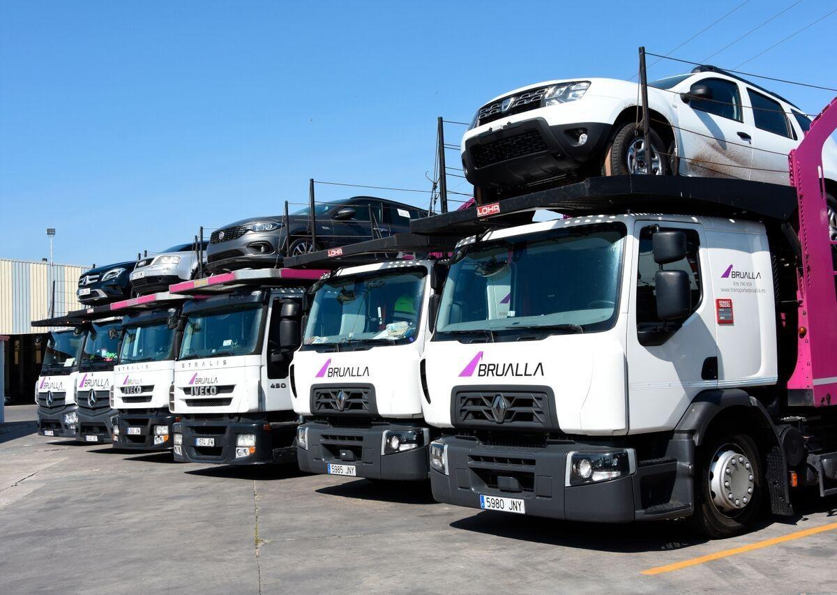 Foto de Transportes Brualla garantiza la máxima seguridad en todos