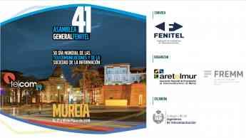 Foto de Congreso Telcom19 Murcia