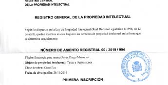 Extracto patente Diego Manzano