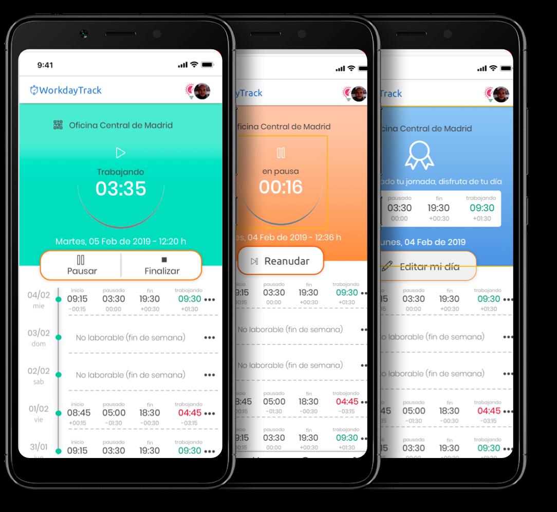 WorkdayTrack: el nuevo sistema de control horario de los trabajadores