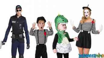 Foto de disfraces adultos y para niños
