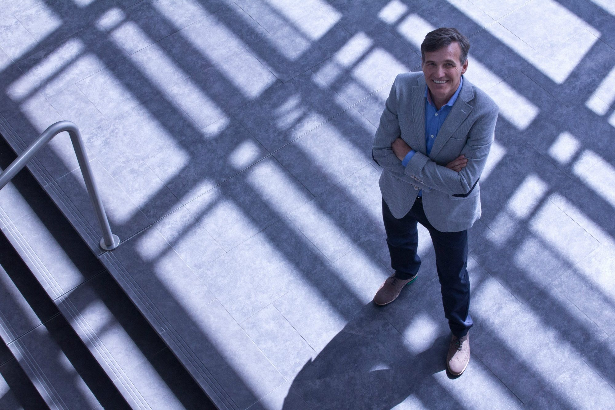 Foto de José Ángel Sandín, CEO Lefebvre