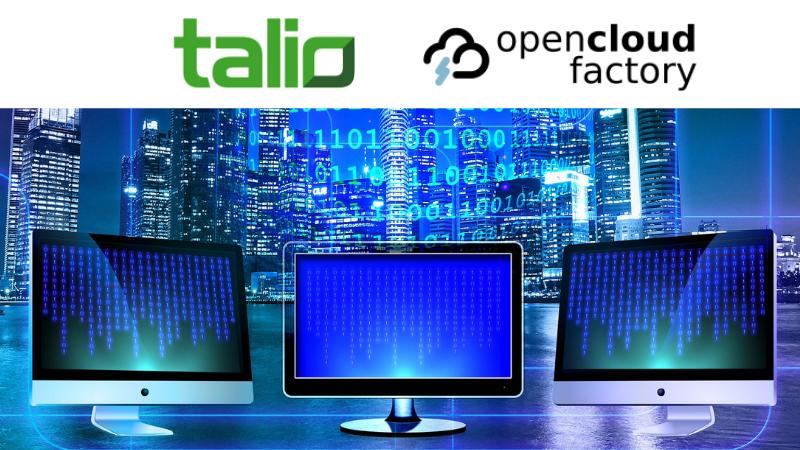 Talio firma acuerdo con Open Cloud Factory para comercializar sus soluciones de Seguridad Digital