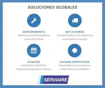 Foto de Serviaire Soluciones Globales