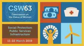 Comisión de la Condición Jurídica y Social de la Mujer de la ONU (CSW)