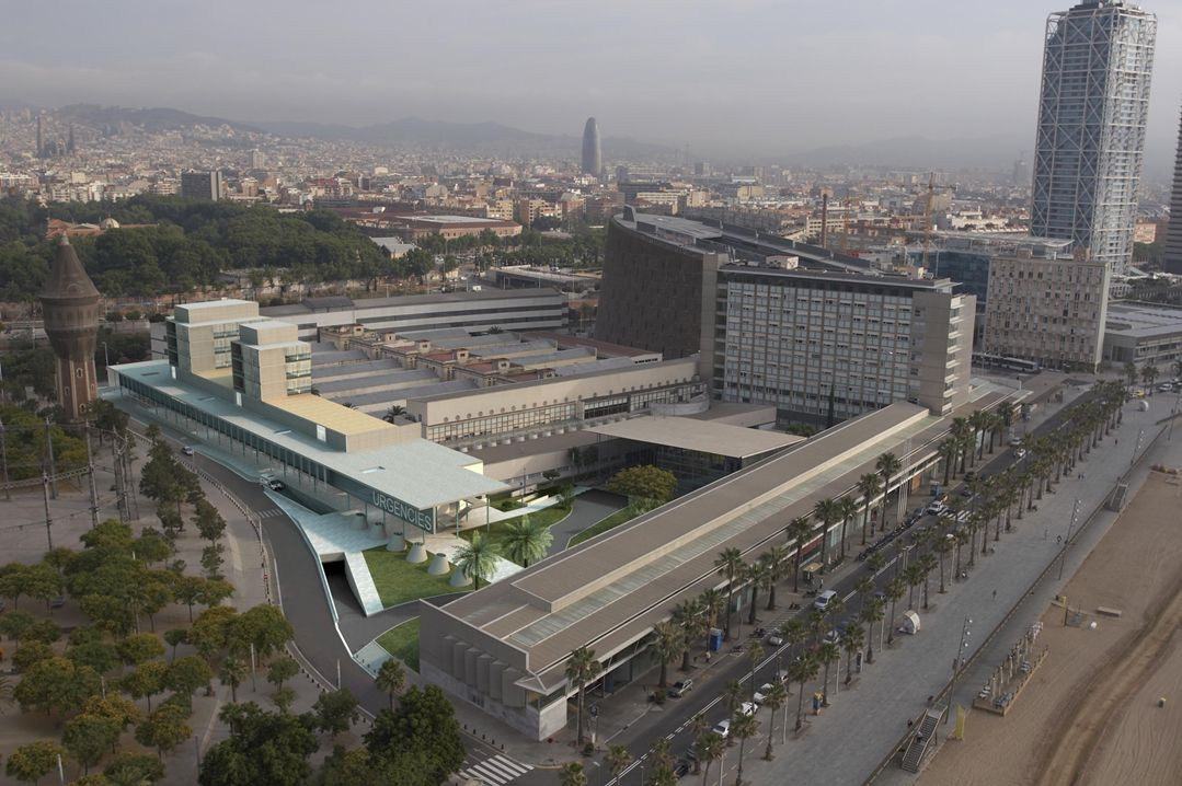 Foto de Hospital del Mar