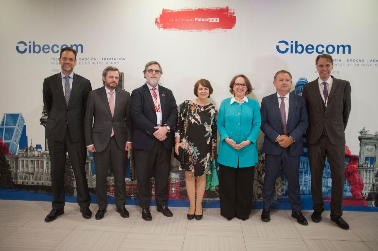 Foto de Inauguración de CIBECOM'2019
