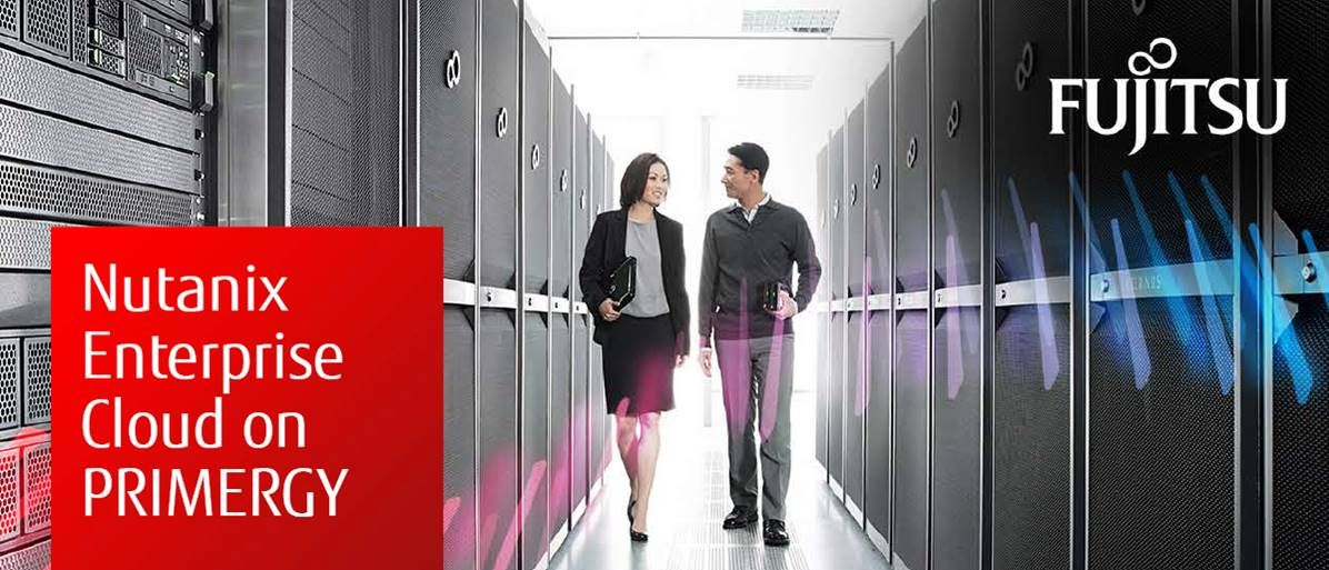 Fujitsu anuncia la disponibilidad global de Nutanix Enterprise Cloud en PRIMERGY