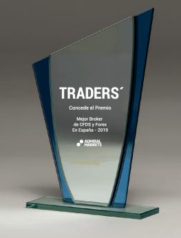 Admiral Markets, galardonado como Mejor Broker de CFDs y Forex en España 2019