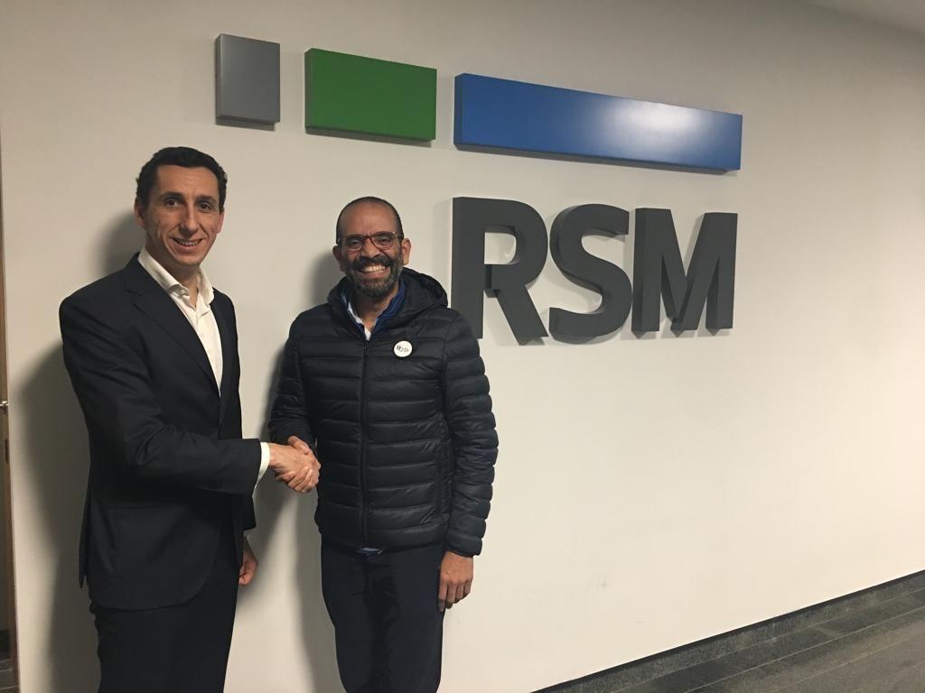 Fotografia RSM Spain apuesta por blockchain de la mano de BanQu