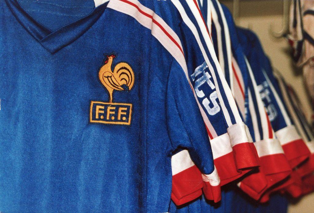 Foto de Camisetas de fútbol