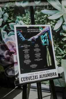 Llega Momentos Alhambra, la mejor música de la mano de Cervezas Alhambra