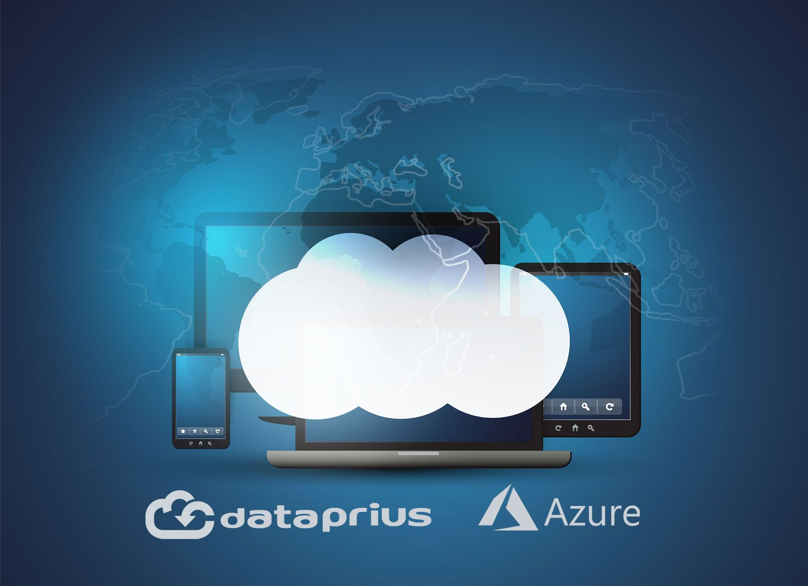 Foto de Cloud Dataprius Azure