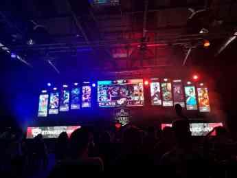 Final de League of Legends de University Esports