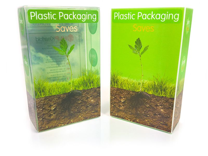 Fotografia packaging ecologico