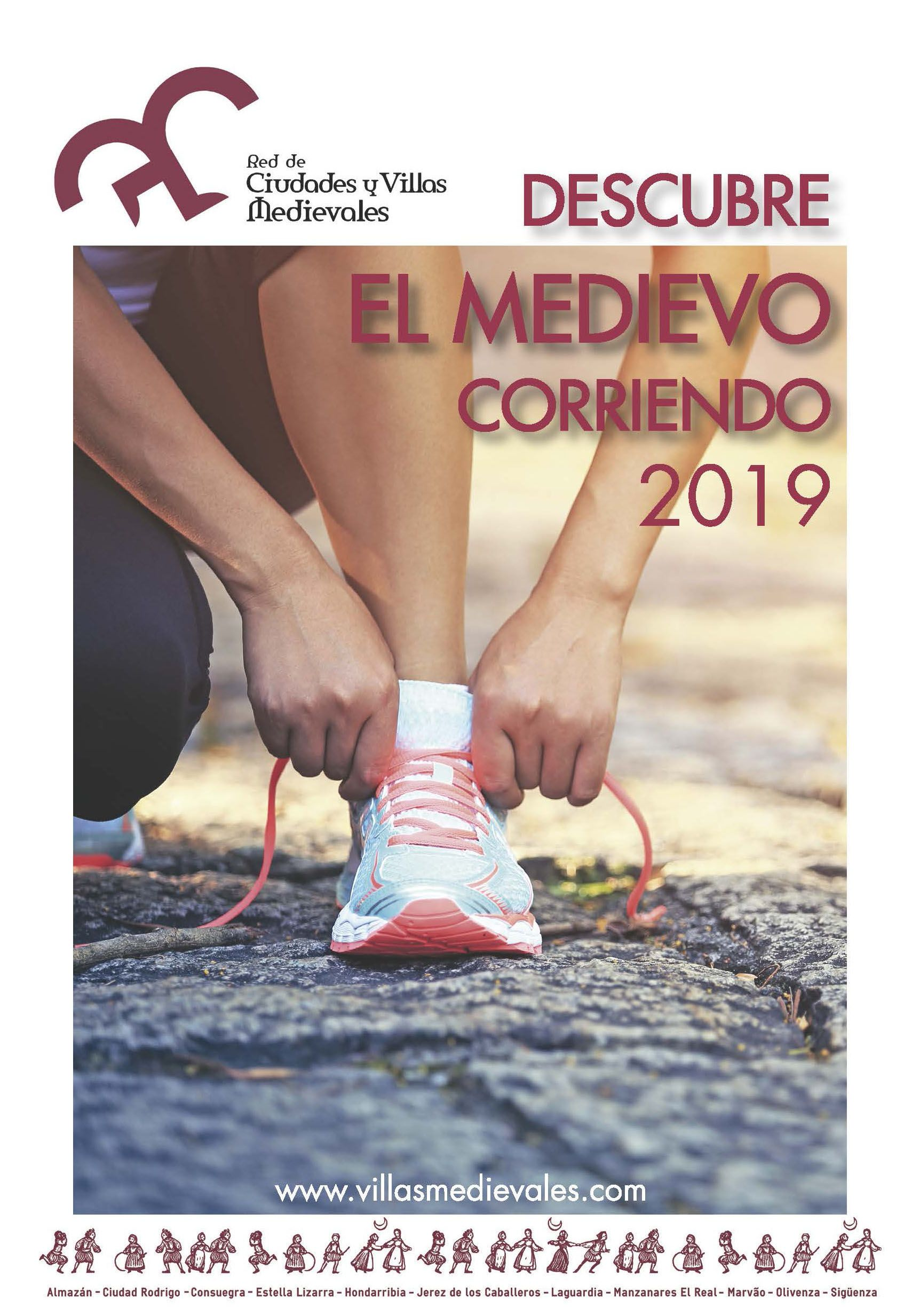 Foto de Cartel Red-Corriendo el Medievo