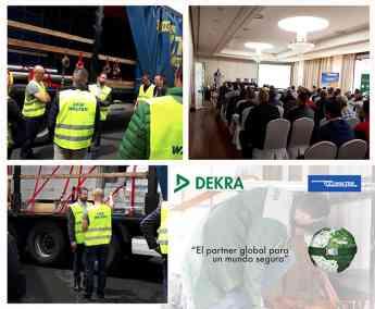 Seminario de formación entre DEKRA y LKW