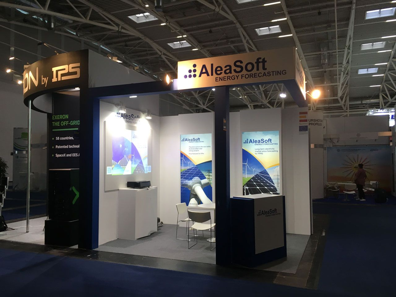 AleaSoft: Intersolar Europe 2019, la mayor feria especializada de la industria solar