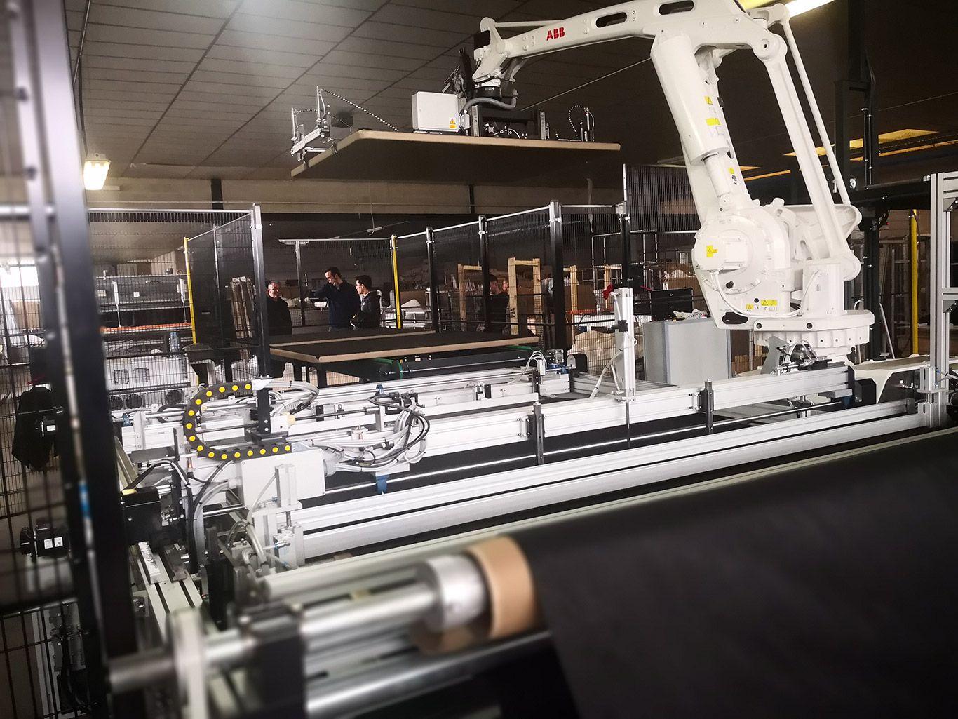 Foto de Tapibot fabricación de bases y tapas