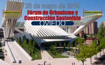 III Fórum de Urbanismo y Construcción Sostenible en Oviedo