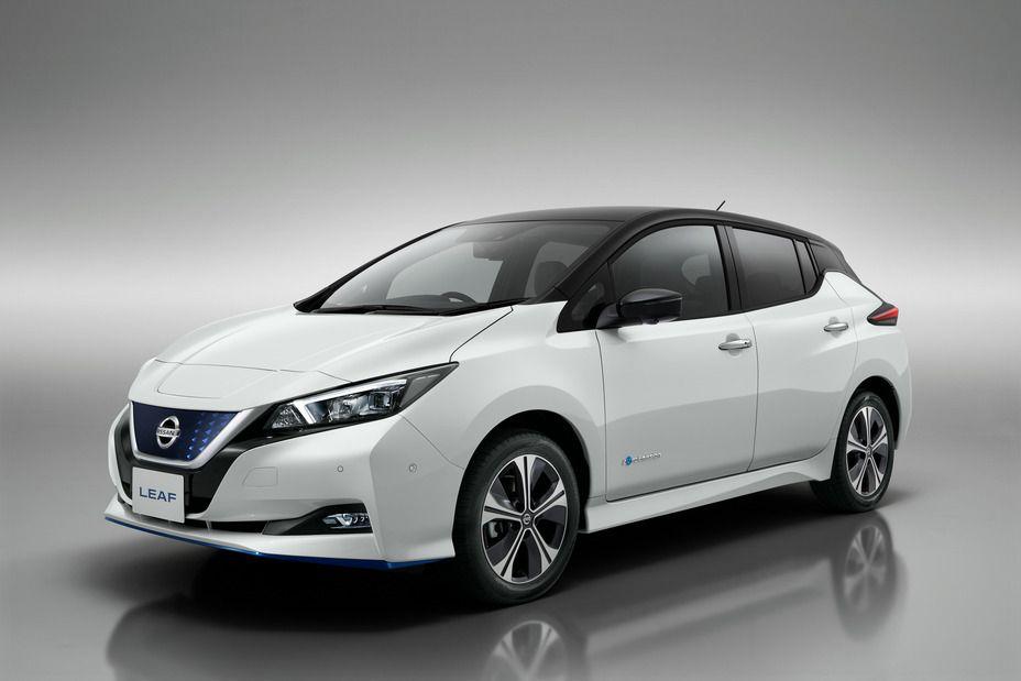 Foto de Nissan Leaf
