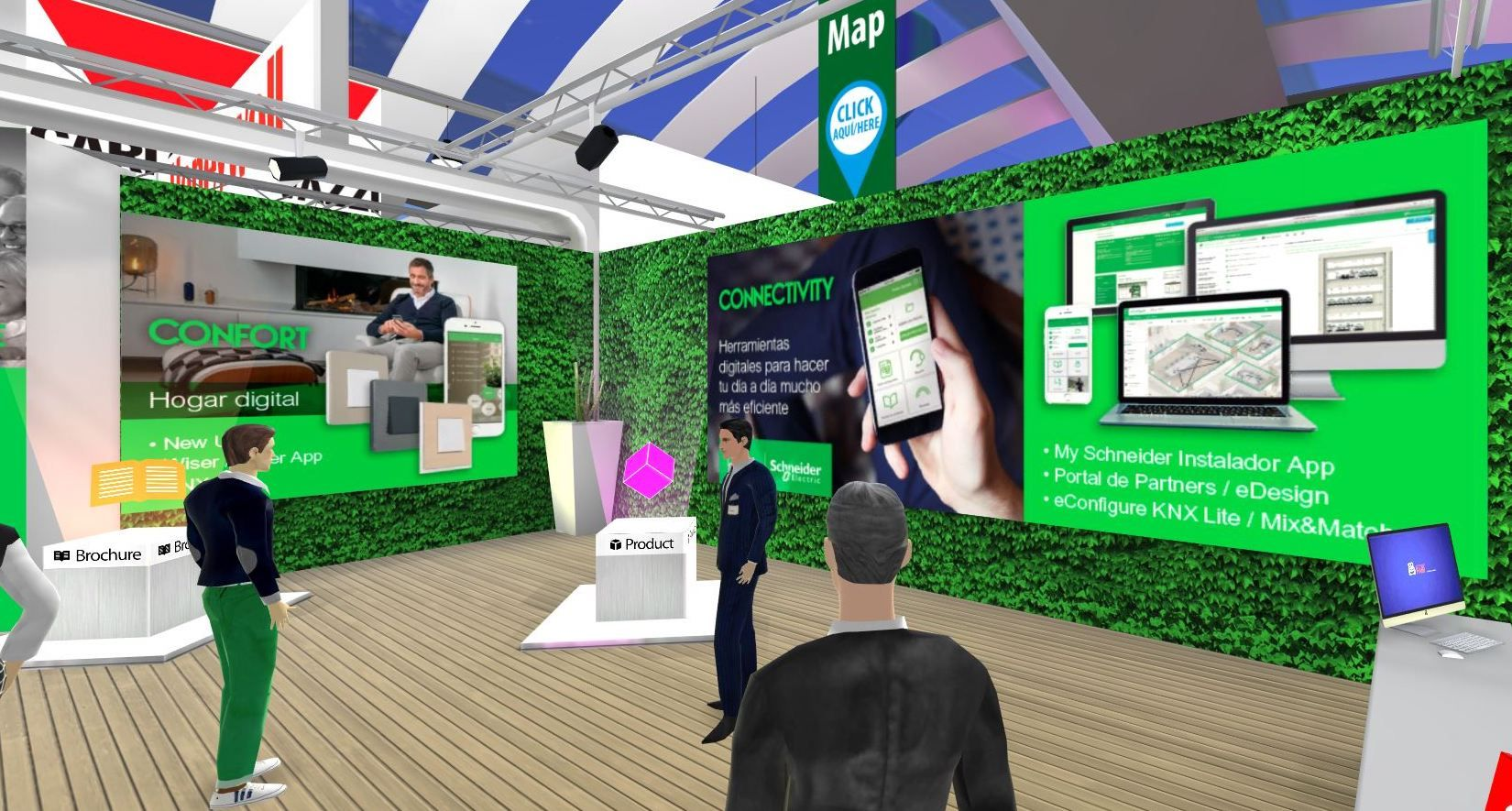 Fotografia Schneider Electric participa en el Effie Virtual Congress,