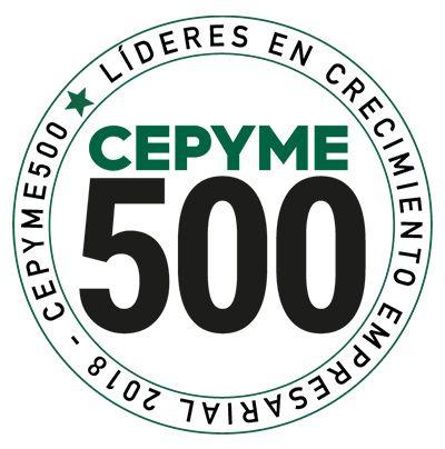 Foto de Logo CEPYME500