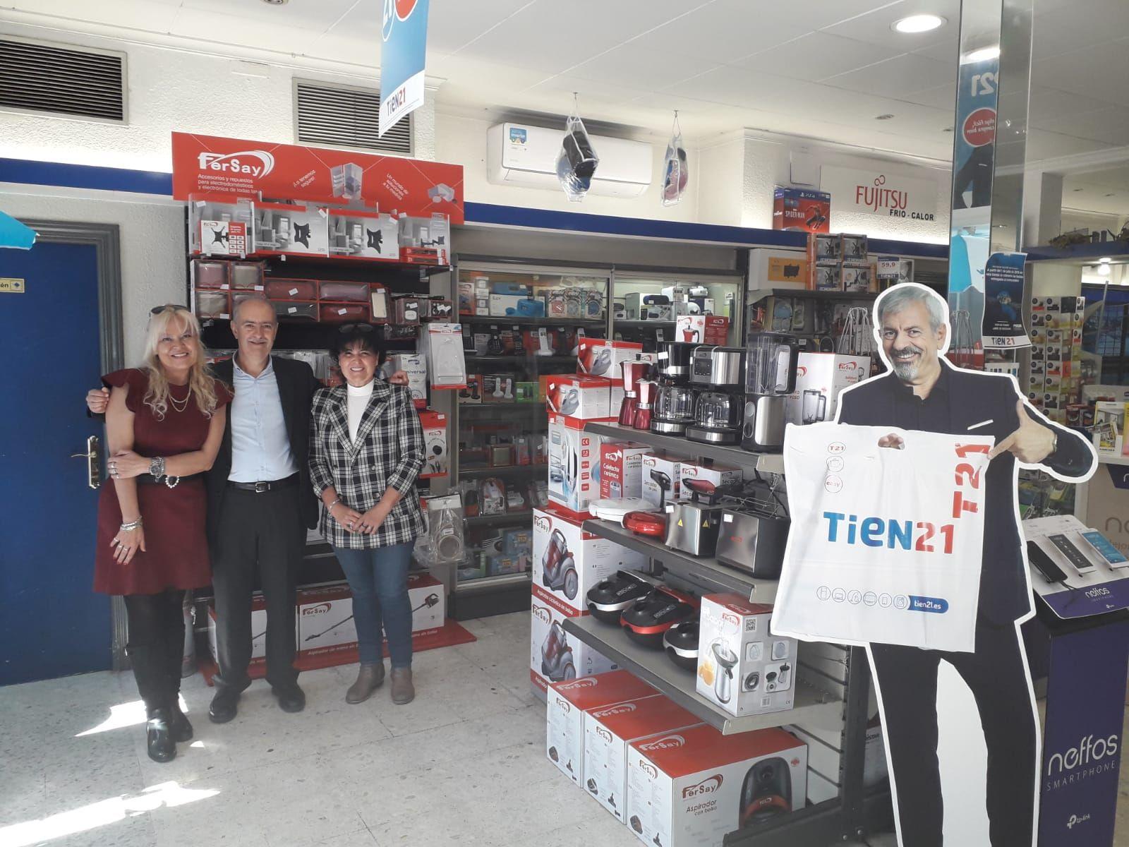 Foto de Nuevo corner de Fersay en Illescas