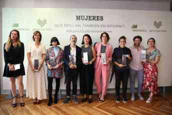 Premios_Mujeres que brillan, también en Internet