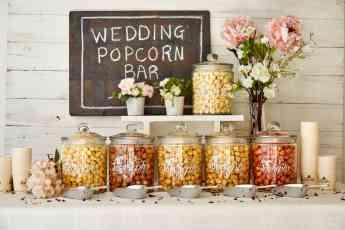 Joe&Seph's propone la explosión más sabrosa para el banquete de boda