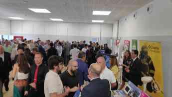 Foto de Telcom 19: Exposición de servicios y de productos