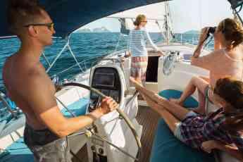 Vacaciones en barco con Sailwiz