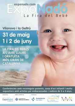 Feria de bebés - Cartel