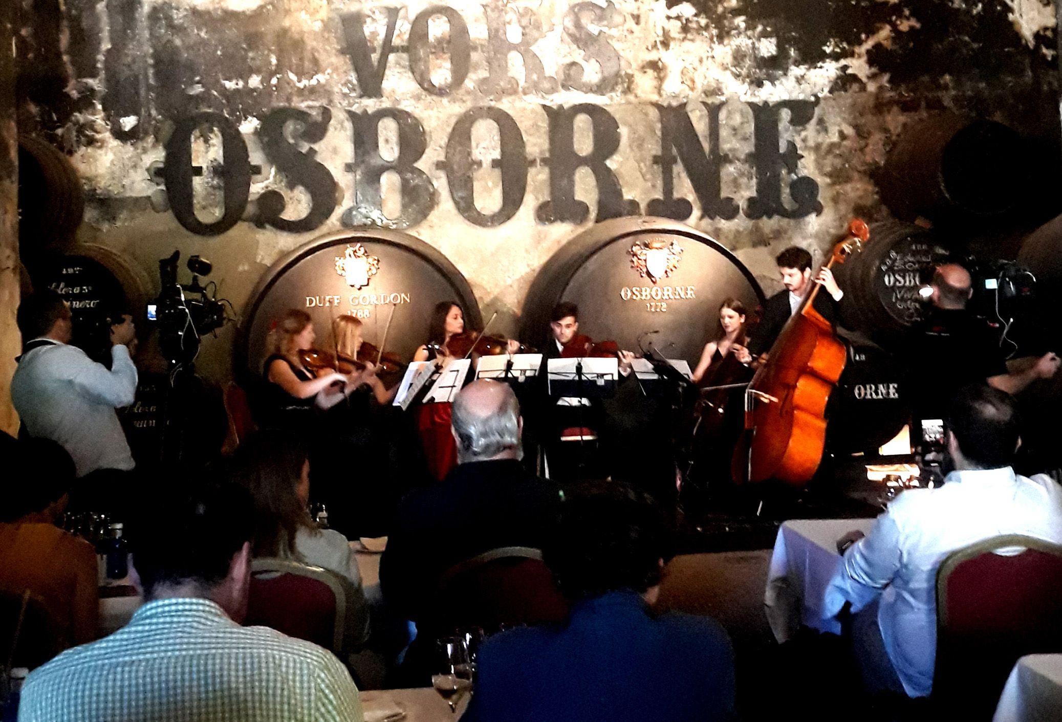 Foto de Vinos y Música Clásica