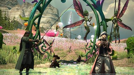 Final Fantasy XIV online supera los 16 millones de jugadores en todo el mundo
