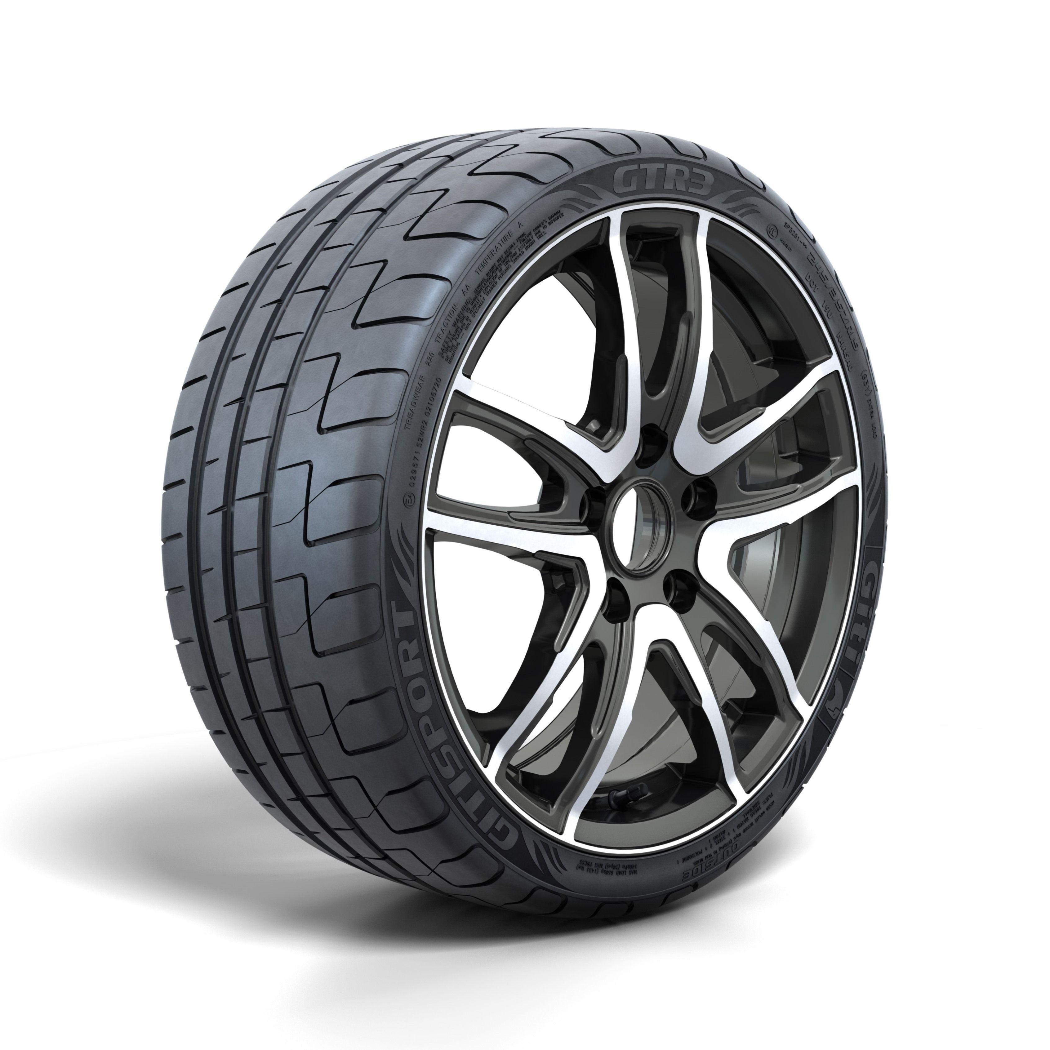 Foto de Neumático GitiSport GTR3 semi-slick de Giti Tire
