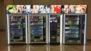 Selecta en el Aeropuerto de Madrid
