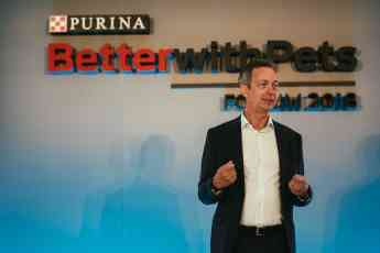 Bernard Meunier, CEO de Nestlé Purina PetCare Europa, Medio Oriente y África del Norte