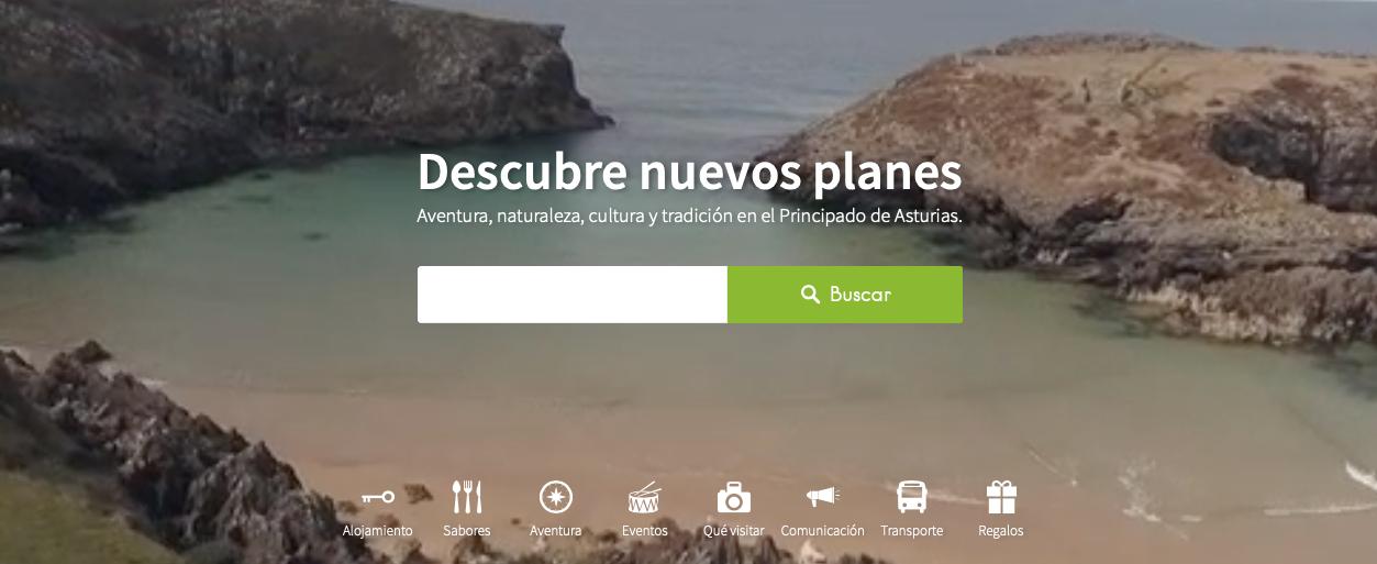 Jaire Aventura prepara la llegada del verano con su nueva web Asturias Activa