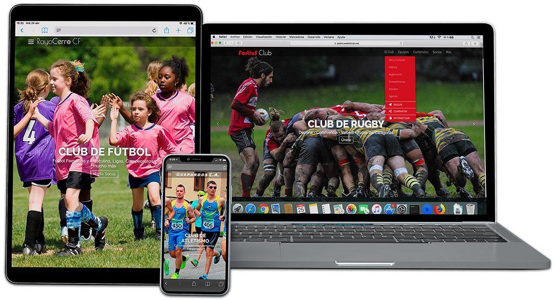 Nace SportHeroes para ayudar a clubs y asociaciones deportivas con fines sociales